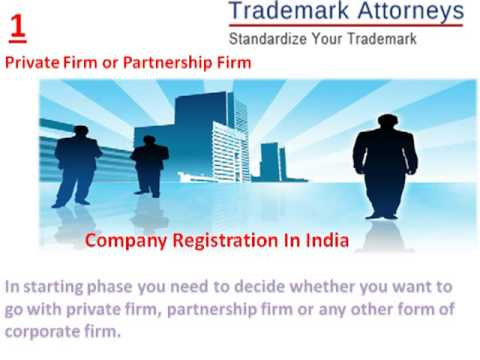 38-Procedure To Follow Company Registration In India